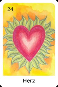 Das Herz als Tageskarte